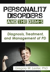 Image of Personality Disorders and the DSM-5: Diagnosis, Treatment, and Managem