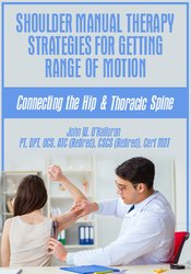 Image of Shoulder Manual Therapy Strategies for Getting Range of Motion: Connec