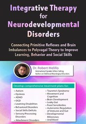 Image of Integrative Therapy for Neurodevelopmental Disorders: Connecting Primi