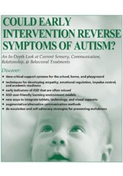 Image ofCould Early Intervention Reverse Symptoms of Autism?