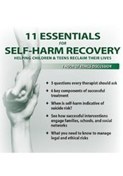 Image of 11 Essentials for Self-Harm Recovery: Helping Children & Teens Reclaim