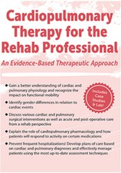 Image of Cardiopulmonary Therapy for the Rehab Professional
