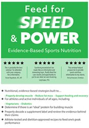 Image of Feed for Speed & Power: Evidence-Based Sports Nutrition