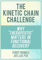 "Image of The Kinetic Chain Challenge: Why ""Therapeutic"" Matters in Functional R"