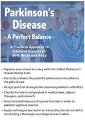 Image of Parkinson's Disease - A Perfect Balance: A Practical Approach to Inten