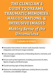 Image of The Clinician's Guide to Dreams, Traumatic Memories, Hallucinations, a