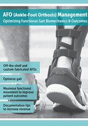 Image of AFO (Ankle-Foot Orthosis) Management: Optimizing Functional Gait Biome