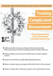 Image of Treating Complicated Bereavement: Clinical Approaches for Client & Com
