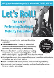 Image of Let's Roll! The Art of Performing Seating & Mobility Evaluations