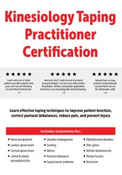Image of Kinesiology Taping Practitioner Certification