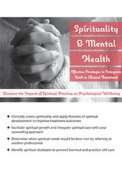 Image of Spirituality & Mental Health: Effective Strategies to Integrate Faith