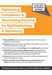 Image of Optimizing Compliance and Maximizing Revenue for Ophthalmology and Opt