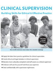 Image ofClinical Supervision: Building Skills for Ethical & Effective Practice