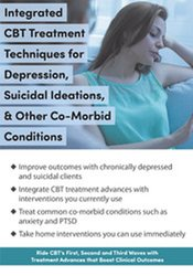 Image of Integrated CBT Treatment Techniques for Depression, Suicidal Ideations