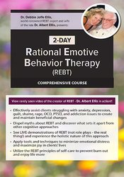 Image of 2-Day Rational Emotive Behavior Therapy (REBT) Comprehensive Course