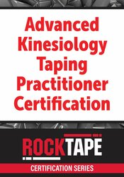 Image of Advanced Kinesiology Taping Practitioner Certification
