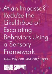 Image of At an Impasse? Reduce the Likelihood of Escalating Behaviors Using A S
