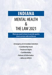 Image of Indiana Mental Health & The Law - 2020