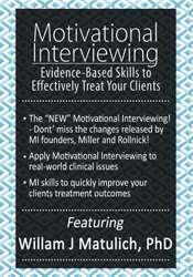 Image of Motivational Interviewing: Eliciting Clients' Own Arguments for Change