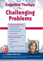 Image ofCognitive Therapy for Challenging Problems