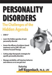 Image of Personality Disorders: The Challenges of the Hidden Agenda