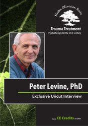 Image of Peter A. Levine Full Interview - Trauma Treatment: Psychotherapy for t