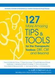 Image of 127 More Amazing Tips and Tools for the Therapeutic Toolbox