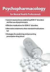 Image of Psychopharmacology for Mental Health Professionals