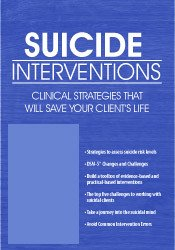 Image of Suicide Interventions: Clinical Strategies That Will Save Your Client'