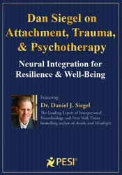 Image of Dan Siegel on Attachment, Trauma & Psychotherapy:  Neural Integration
