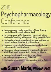2018 Psychopharmacology Conference