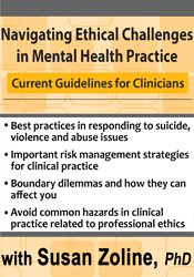 Image ofNavigating Ethical Challenges in Mental Health Practice: Current Guide
