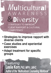 Image of Multicultural Awareness & Diversity: Strategies to Improve Client Rapp