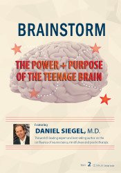 Image of Brainstorm: The Power + Purpose of the Teenage Brain