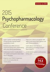 Image of2015 Psychopharmacology Conference