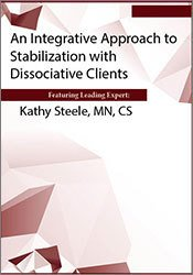 Image of An Integrative Approach to Stabilization with Dissociative Clients