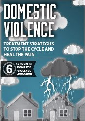 Image of Domestic Violence: Treatment Strategies to Stop the Cycle and Heal the