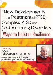 Image of New Developments in the Treatment of PTSD, Complex PTSD and Co-Occurri