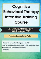 Image of Cognitive Behavioral Therapy Certificate Course: 3-Day Intensive Train
