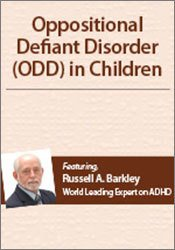 Image of Oppositional Defiant Disorder (ODD) in Children with Dr. Russell Barkl