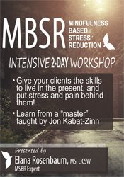 Image of 2-Day Certificate Course: MBSR: Mindfulness Based Stress Reduction