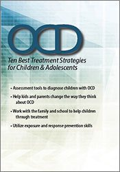 Image of OCD: Ten Best Treatment Strategies for Children & Adolescents