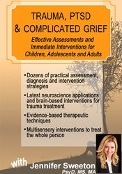 Image of Trauma, PTSD & Traumatic Grief: Effective Assessments and Immediate In