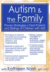 Image ofAutism & the Family: Proven Strategies to Treat Parents and Siblings o