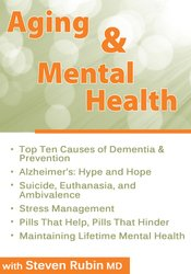 Image ofAging & Mental Health with Steven Rubin, MD
