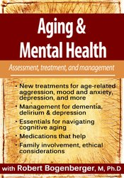 Image of Aging and Mental Health with Dr. R. Paul Bogenberger