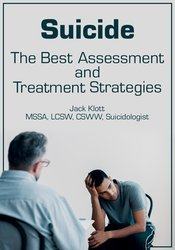 Image ofSuicide: The Best Assessment and Treatment Strategies (Audio Only)