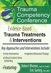 Image ofEvidence-Based Trauma Treatments & Interventions
