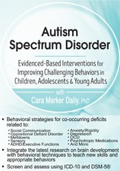 Image of Autism Spectrum Disorder: Evidence-Based Interventions for Improving C
