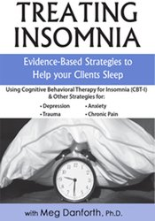 Image of Treating Insomnia: Evidence-Based Strategies to Help Your Clients Slee